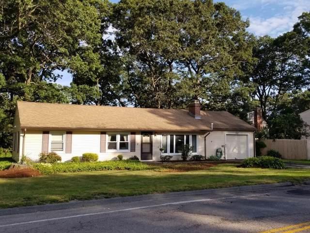 330 Diamond Hill Road, Warwick, RI 02886 (MLS #1232126) :: The Martone Group