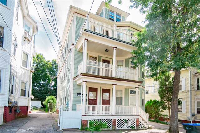 19 Carrington Av, Unit#3 #3, East Side of Providence, RI 02906 (MLS #1232321) :: Westcott Properties