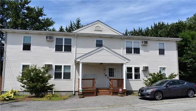 66 - 70 Nashua St, Unit#8 #8, Providence, RI 02904 (MLS #1232422) :: Sousa Realty Group