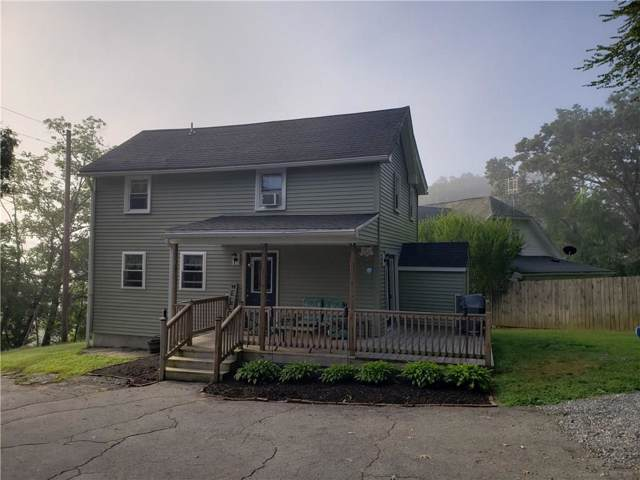 191 Rhode Island Av, Woonsocket, RI 02895 (MLS #1232467) :: The Martone Group