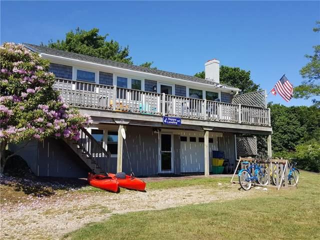 493 Old Town Rd, Block Island, RI 02807 (MLS #1232661) :: Westcott Properties