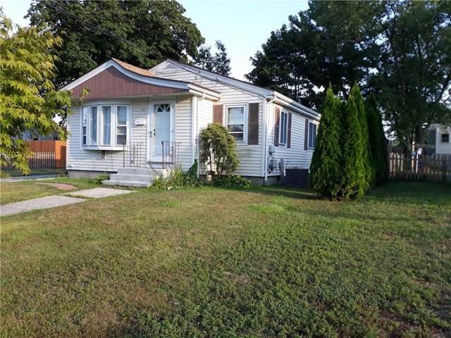 154 Falcon Av, Warwick, RI 02888 (MLS #1232665) :: Westcott Properties
