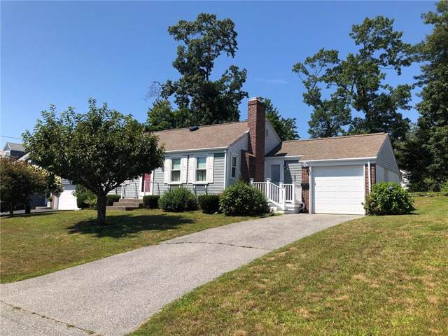 38 Ledgewood Dr, Cranston, RI 02920 (MLS #1232698) :: Sousa Realty Group
