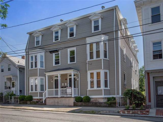 229 Ives Street #1, East Side of Providence, RI 02906 (MLS #1232718) :: The Martone Group
