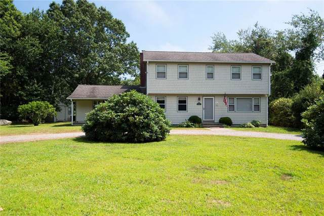 93 Pequot Dr, Charlestown, RI 02813 (MLS #1232759) :: Westcott Properties