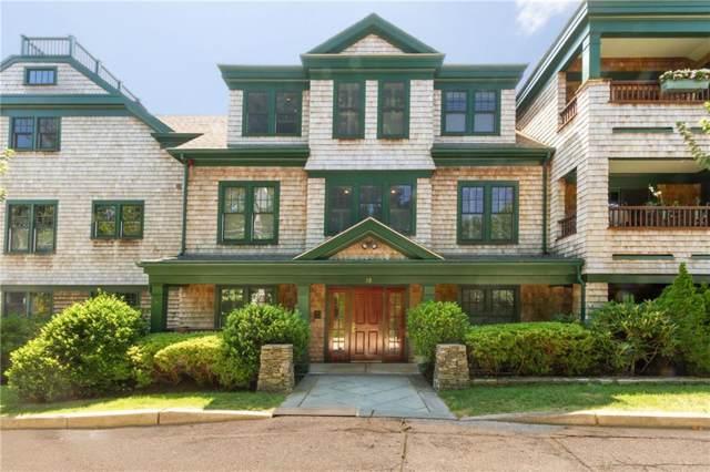 35 Knowles Court #301, Jamestown, RI 02835 (MLS #1232774) :: Welchman Torrey Real Estate Group