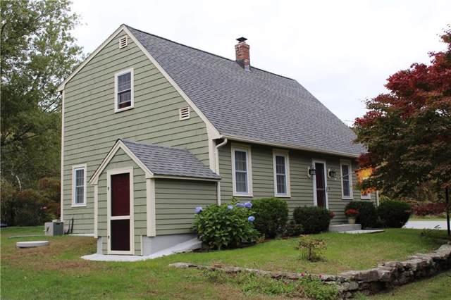 572 Weaver Hill Road, West Greenwich, RI 02817 (MLS #1232780) :: Spectrum Real Estate Consultants