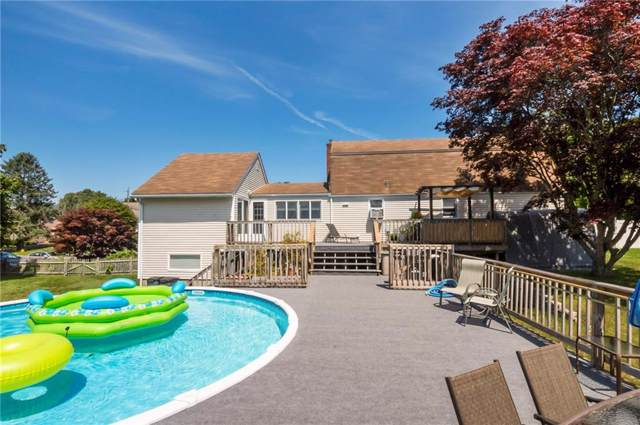 14 Hollywood Av, Narragansett, RI 02882 (MLS #1232894) :: The Seyboth Team