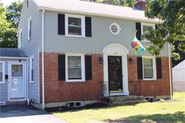 199 Main Avenue, Warwick, RI 02886 (MLS #1233006) :: The Martone Group