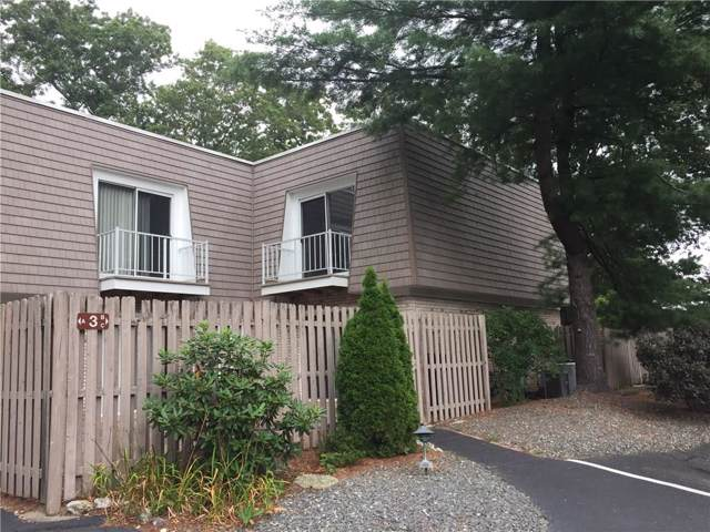 3 Caddy Rock Road D, North Kingstown, RI 02852 (MLS #1233043) :: RE/MAX Town & Country
