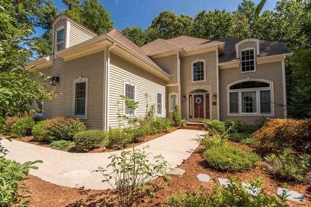 5 Tiger Lily Terrace, Rehoboth, MA 02769 (MLS #1233127) :: The Seyboth Team