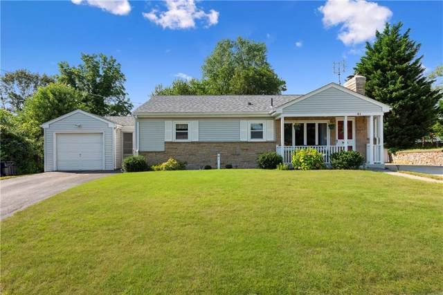 41 Valley View Drive, Cumberland, RI 02864 (MLS #1233261) :: The Martone Group