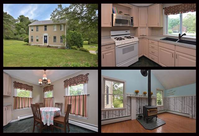 13 Hopkins Road, Glocester, RI 02814 (MLS #1233350) :: The Martone Group