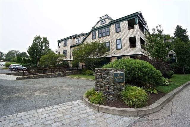 35 Knowles Court #102, Jamestown, RI 02835 (MLS #1233513) :: Welchman Torrey Real Estate Group