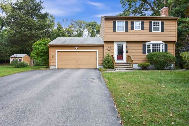 76 Shady Cove Road, North Kingstown, RI 02852 (MLS #1233551) :: Spectrum Real Estate Consultants
