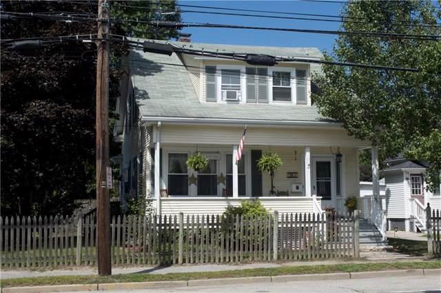 924 Smithfield Avenue, Lincoln, RI 02865 (MLS #1233661) :: The Martone Group