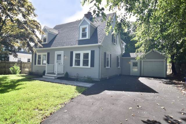 195 Newman Avenue, East Providence, RI 02916 (MLS #1233679) :: The Martone Group