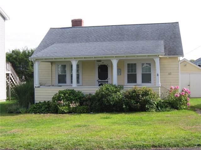 63 What Cheer Road, Narragansett, RI 02882 (MLS #1233725) :: Edge Realty RI