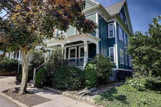 160 Prospect Street #1, East Side of Providence, RI 02906 (MLS #1234064) :: The Martone Group