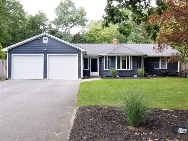 168 Pine Hill Road, Scituate, RI 02857 (MLS #1234319) :: Westcott Properties