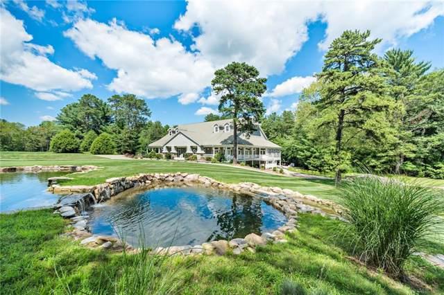 87 Kingstown Road, Richmond, RI 02898 (MLS #1234336) :: The Mercurio Group Real Estate
