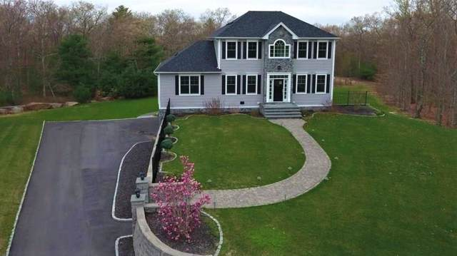 59 Donald Davis Drive, West Greenwich, RI 02817 (MLS #1234465) :: Spectrum Real Estate Consultants