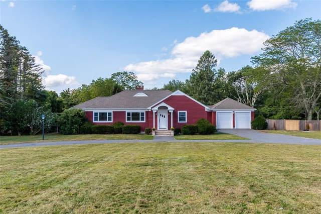 103 Stafford Road, Tiverton, RI 02878 (MLS #1234619) :: Welchman Torrey Real Estate Group