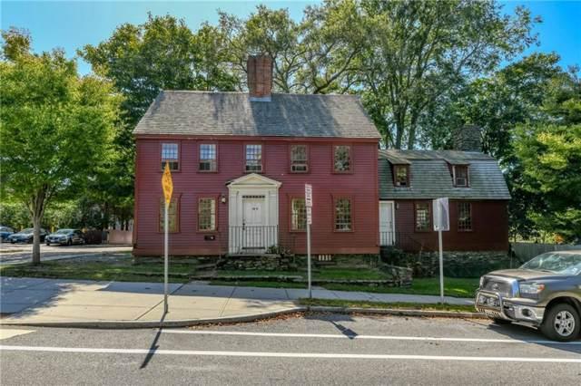 44 Memorial Boulevard W, Newport, RI 02840 (MLS #1234666) :: RE/MAX Town & Country