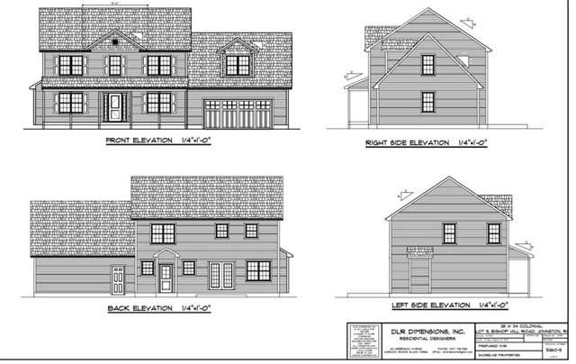 0 Bishop Hill Road, Johnston, RI 02919 (MLS #1234739) :: The Martone Group