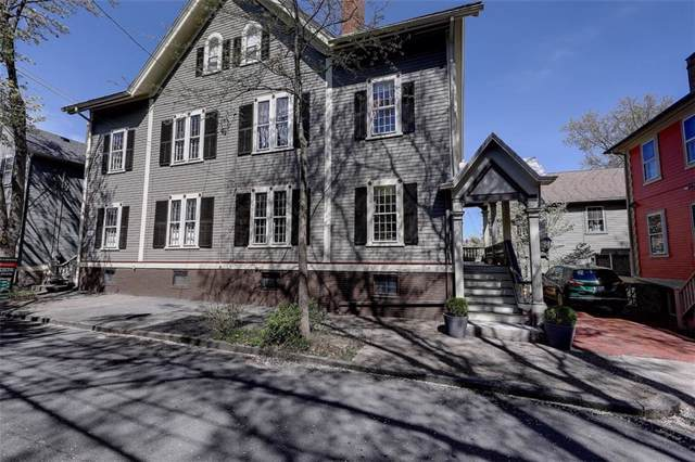 43 Thayer Street, East Side of Providence, RI 02906 (MLS #1234865) :: The Martone Group