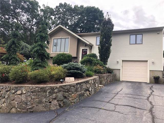 11 Lodge Street, Cranston, RI 02920 (MLS #1234925) :: The Martone Group