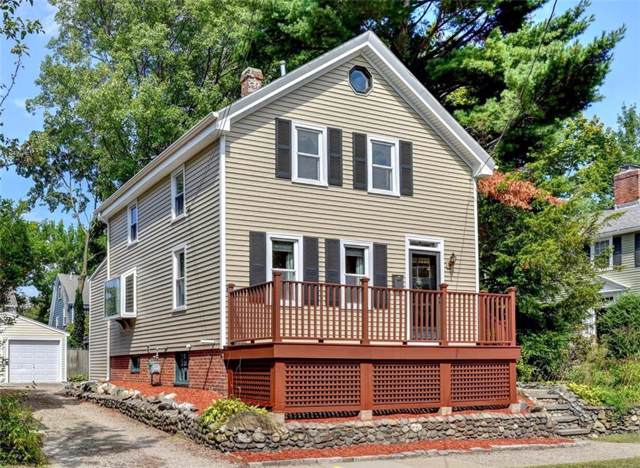 20 Lincoln Avenue, East Side of Providence, RI 02906 (MLS #1235021) :: The Seyboth Team