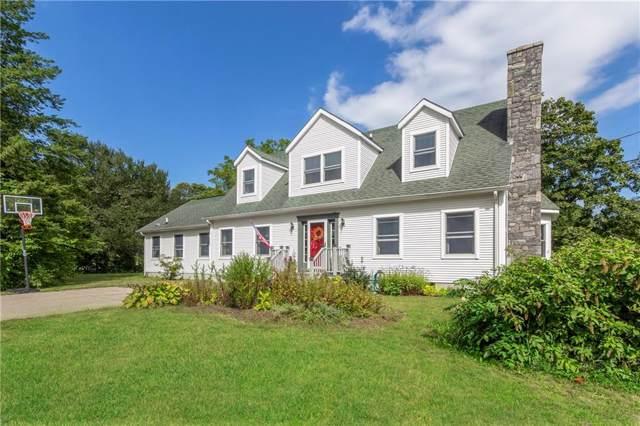16 Rose Hill Road, North Kingstown, RI 02874 (MLS #1235023) :: Westcott Properties