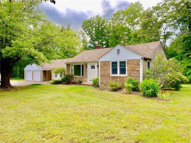 175 Rockland Road, Scituate, RI 02857 (MLS #1235046) :: The Martone Group