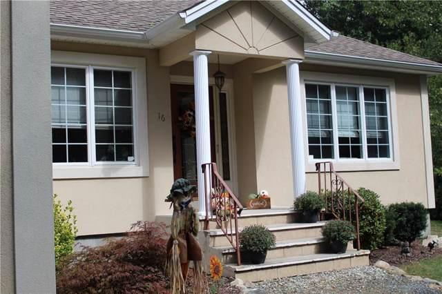 16 Washington Drive, Johnston, RI 02919 (MLS #1235069) :: The Martone Group
