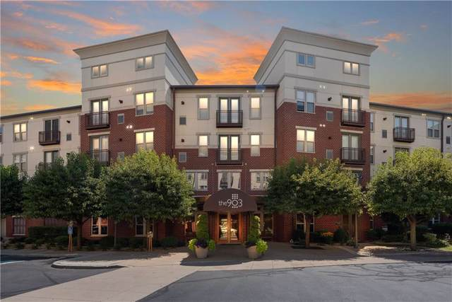 1000 Providence Place #158, Providence, RI 02903 (MLS #1235080) :: Spectrum Real Estate Consultants