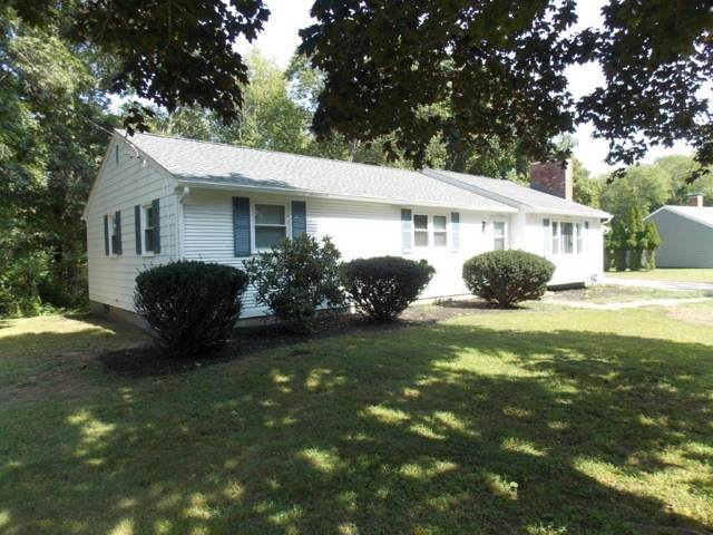 113 Pinecrest Drive, North Kingstown, RI 02852 (MLS #1235097) :: The Martone Group