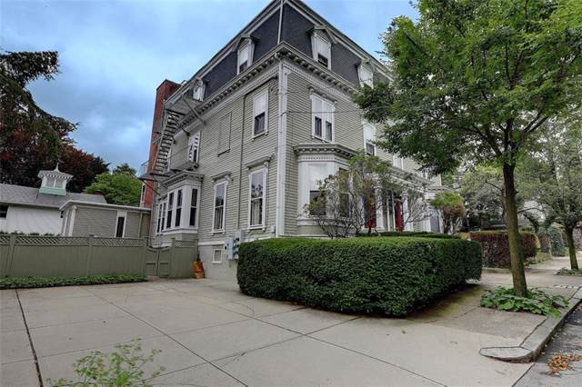 17 Keene Street #1, East Side of Providence, RI 02906 (MLS #1235103) :: The Martone Group