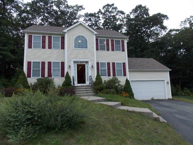 254 Gauthier Drive, Woonsocket, RI 02895 (MLS #1235113) :: The Mercurio Group Real Estate