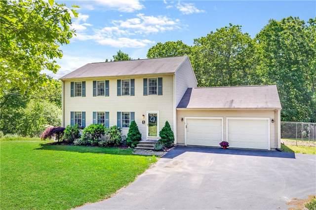 91 Wickaboxet Drive, West Greenwich, RI 02817 (MLS #1235241) :: Spectrum Real Estate Consultants