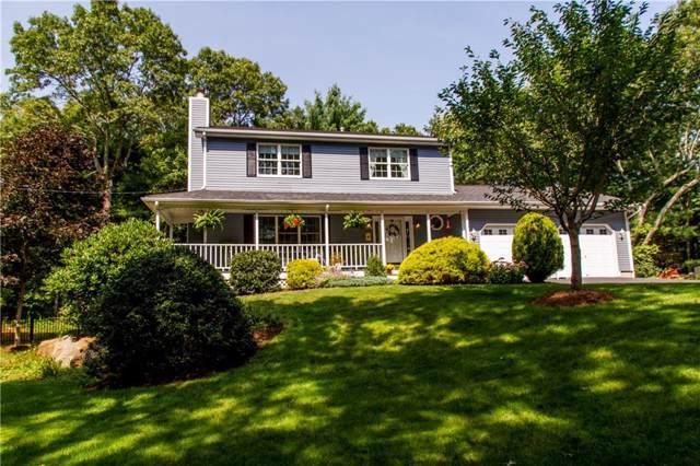 30 Linden Lane, West Greenwich, RI 02817 (MLS #1235244) :: Spectrum Real Estate Consultants
