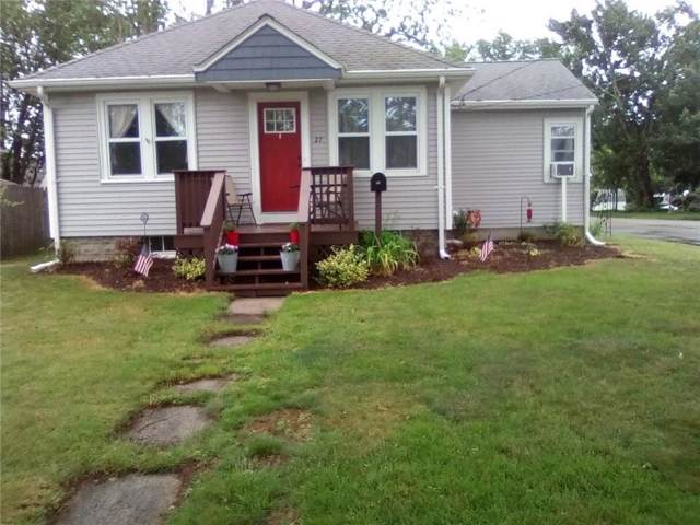 27 Church Avenue, Warwick, RI 02889 (MLS #1235262) :: Edge Realty RI