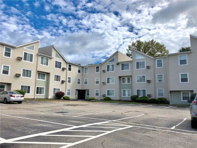 200 Woodlawn Avenue #310, North Providence, RI 02911 (MLS #1235367) :: The Seyboth Team