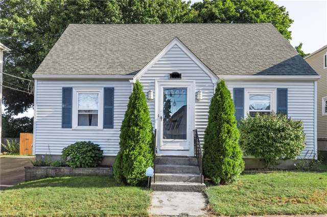 32 Hillcrest Ave, Pawtucket, RI 02860 (MLS #1235369) :: Edge Realty RI