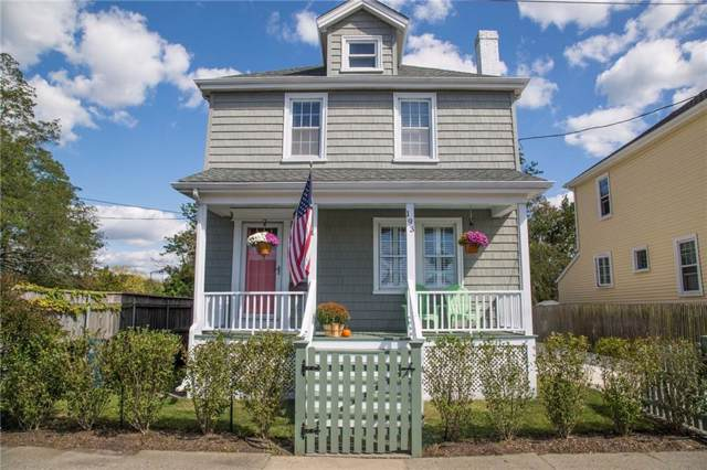 193 Third Street, Newport, RI 02840 (MLS #1235376) :: Spectrum Real Estate Consultants