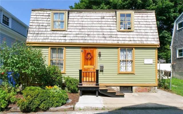69 Tilden Avenue, Newport, RI 02840 (MLS #1235380) :: Welchman Torrey Real Estate Group