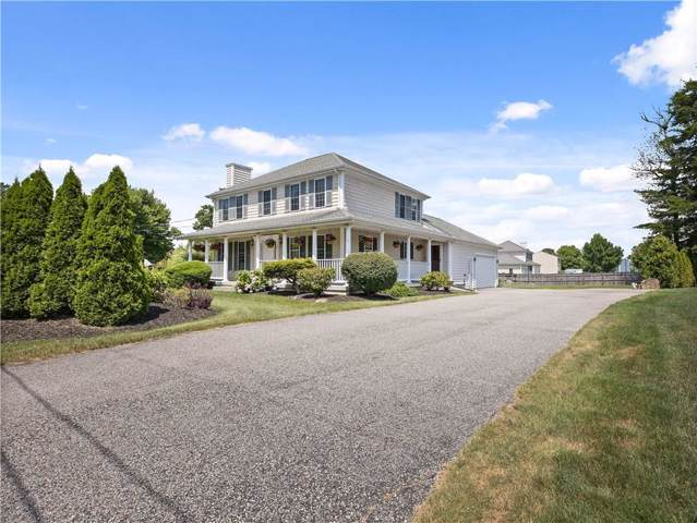 12 Sherman Avenue, Bristol, RI 02809 (MLS #1235415) :: The Seyboth Team