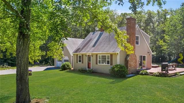 319 Bungy Road, Scituate, RI 02857 (MLS #1235482) :: Spectrum Real Estate Consultants