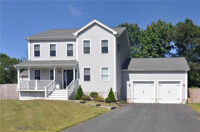 1518 Monteiro Drive, Dighton, MA 02764 (MLS #1235494) :: The Seyboth Team