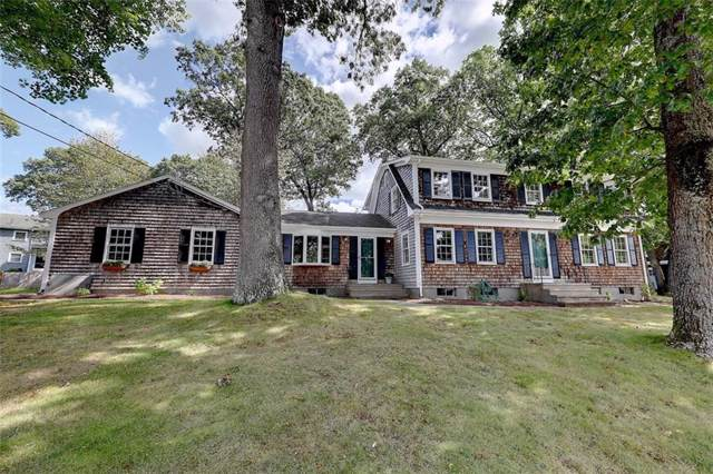 20 Thompson Hill Drive, Cumberland, RI 02864 (MLS #1235543) :: Spectrum Real Estate Consultants